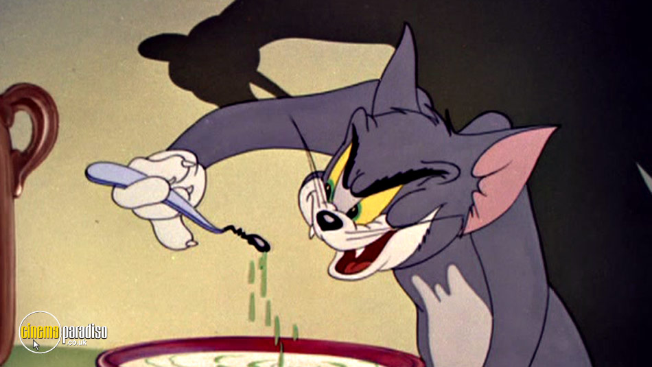 Tom and Jerry Classic Collection: Vol.2 online DVD rental
