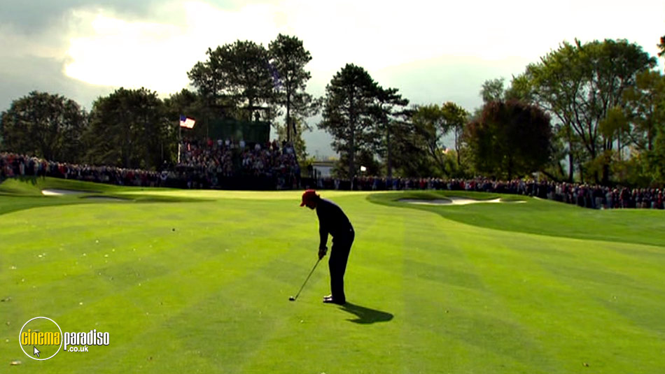 The 2012 Ryder Cup: Official Film online DVD rental