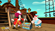 Still #6 from Jake and the Never Land Pirates: Yo Ho, Mateys Away!