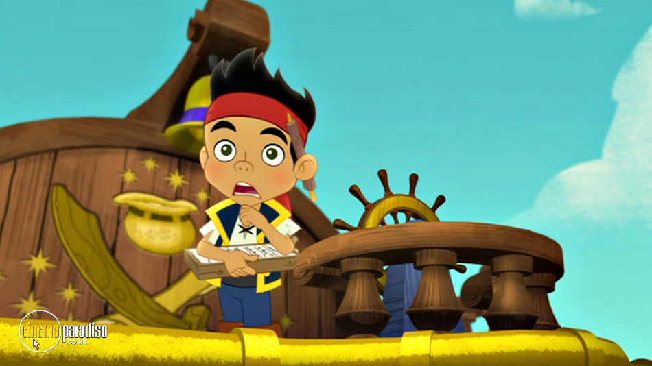 Jake and the Never Land Pirates: Yo Ho, Mateys Away! online DVD rental