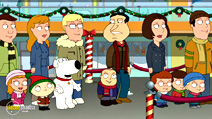 Still #5 from Family Guy: Road to the North Pole