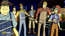 Still #8 from What's New Scooby Doo?: Gentlemen Start Your Monsters