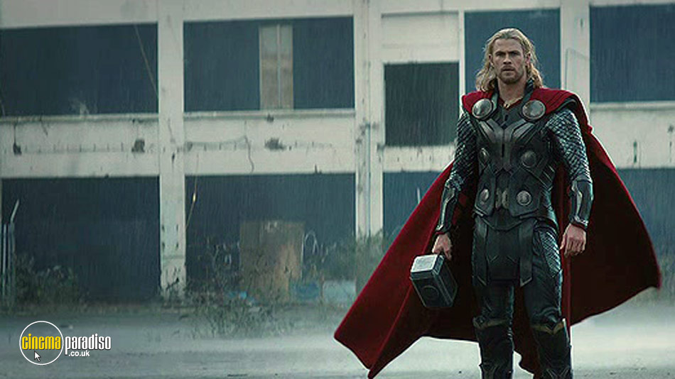 Thor: The Dark World (aka Thor 2) online DVD rental