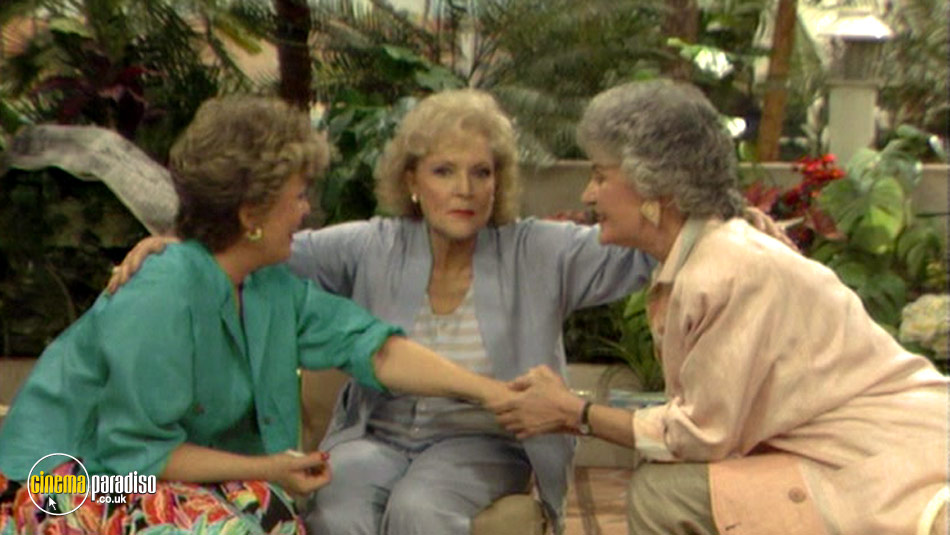The Golden Girls: Series 1 online DVD rental