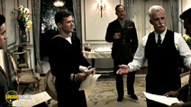 A still #18 from Flags of Our Fathers with Ryan Phillippe and John Slattery