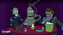 Still #3 from Futurama: Into the Wild Green Yonder