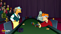 Still #6 from Futurama: Into the Wild Green Yonder