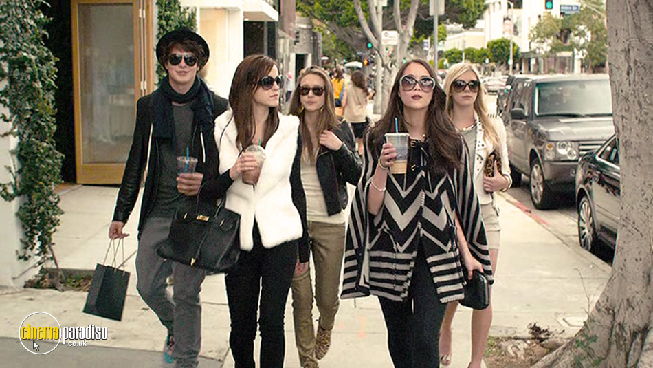 Still from The Bling Ring 1