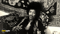 Still #3 from Jimi Hendrix: The Uncut Story