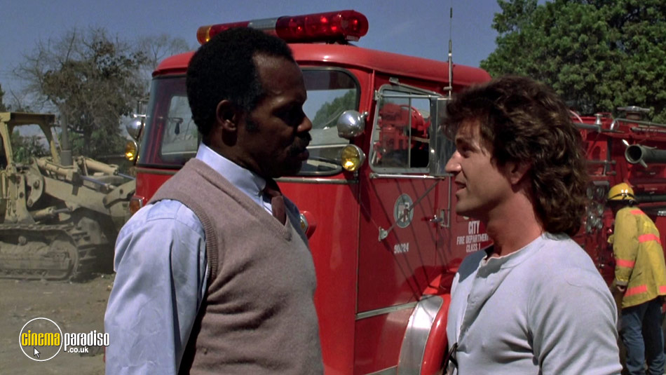 Still from Lethal Weapon