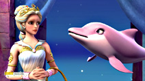 Still #3 from Barbie: A Mermaid Tale 2