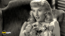 A still #6 from Double Indemnity with Barbara Stanwyck