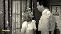 A still #9 from Double Indemnity with Barbara Stanwyck