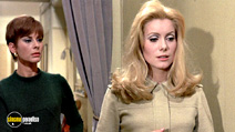 A still #7 from Belle De Jour with Catherine Deneuve and Geneviève Page