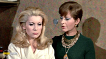 A still #9 from Belle De Jour with Catherine Deneuve and Geneviève Page