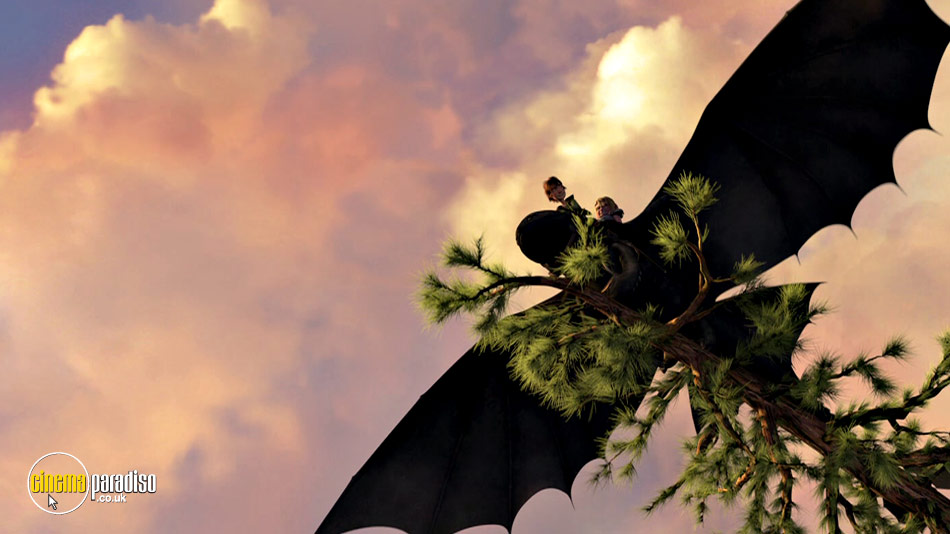 How to Train Your Dragon online DVD rental