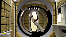 A still #17 from 2001: A Space Odyssey