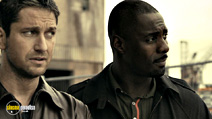 A still #14 from RocknRolla with Gerard Butler and Idris Elba