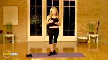 Still #2 from The Tracy Anderson Method: Mat Workout