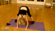 Still #6 from The Tracy Anderson Method: Mat Workout