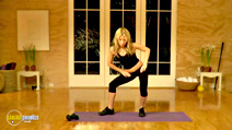 Still #7 from The Tracy Anderson Method: Mat Workout