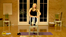 Still #8 from The Tracy Anderson Method: Mat Workout