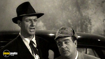 Still #7 from Bud Abbott and Lou Costello: Meet the Invisible Man / Go to Mars