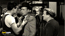 Still #8 from Bud Abbott and Lou Costello: Meet the Invisible Man / Go to Mars