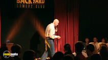 Still #1 from Lee Hurst: Live at the Backyard Comedy Club