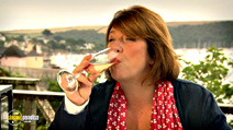 Still #5 from Cornwall: With Caroline Quentin