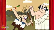 Still #8 from Horrible Histories: Greeks