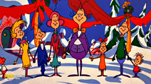 Still #6 from Doctor Seuss: How the Grinch Stole Christmas