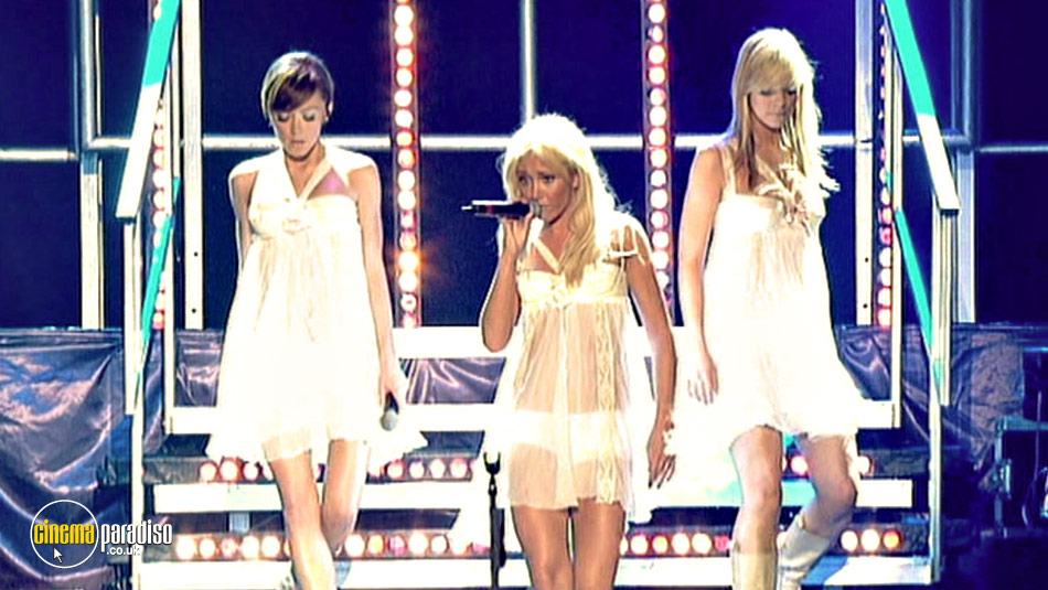 Atomic Kitten: Greatest Hits: Live at Wembley online DVD rental
