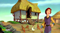 Still #2 from The Magic Sword: Quest for Camelot