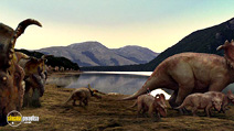 Still #8 from Walking with Dinosaurs