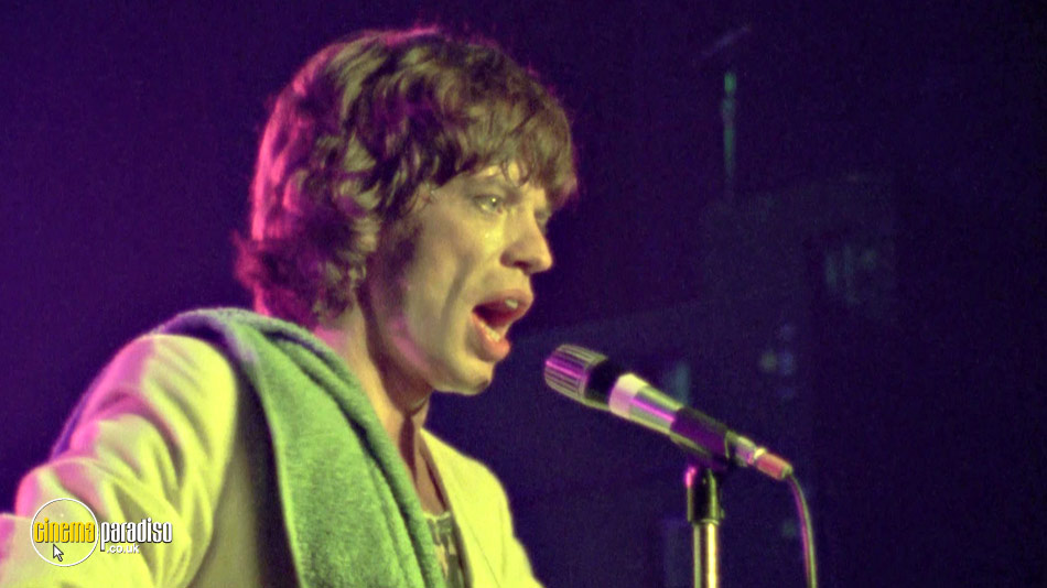 The Rolling Stones: Some Girls: Live in Texas '78 online DVD rental