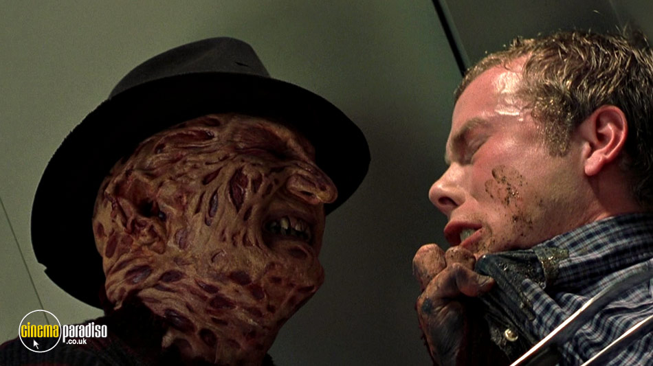 Freddy vs. Jason online DVD rental