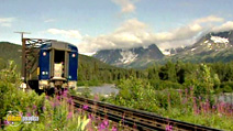 Still #8 from Scenic Rail Journeys: Alaska: The Last Fontier