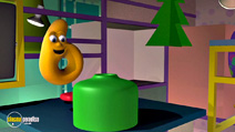 Still #2 from Numberjacks: Counting Down to Christmas