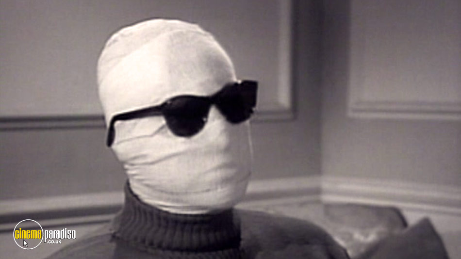 The Invisible Man: Vol.2 online DVD rental