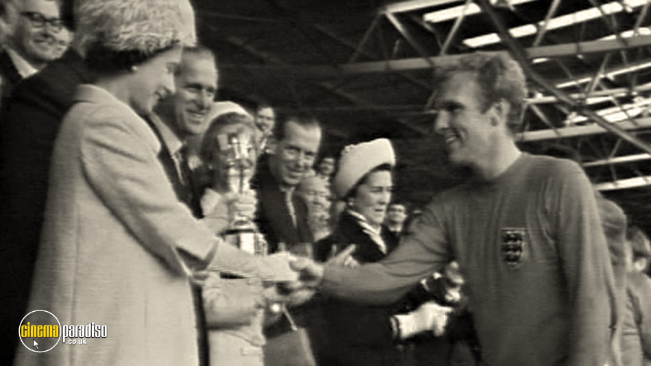 The World Cup Final 1966: England vs. West Germany online DVD rental