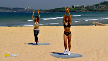 Still #3 from Aerobics Oz Style: Belly Dance Fitness