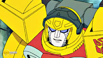 Still #5 from Transformers Armada: Vol.2