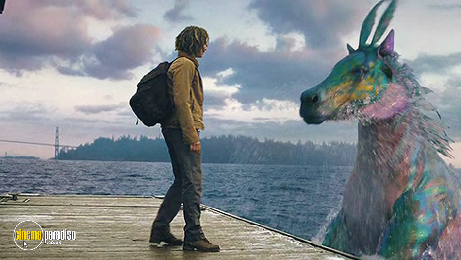 Percy Jackson: Sea of Monsters online DVD rental
