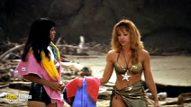 Still #2 from Beach Babes 2: Cave Girl Island