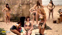 Still #5 from Beach Babes 2: Cave Girl Island