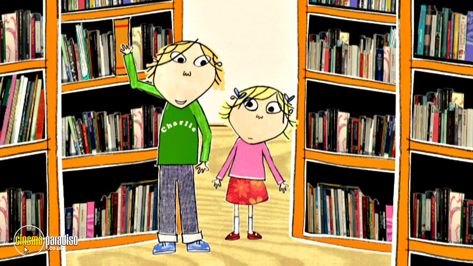 Charlie and Lola: Vol.4 online DVD rental