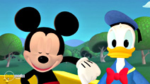 Still #3 from Mickey Mouse Clubhouse: Mickey's Message from Mars