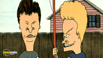 Still #2 from Beavis and Butt-head: The Mike Judge Collection: Vol.1