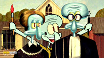 Still #8 from Spongebob: Atlantis Squarepantis